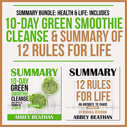Summary Bundle: Health & Life Audiobook By Abbey Beathan cover art