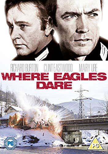 Where Eagles Dare [DVD] [1968] [2020]