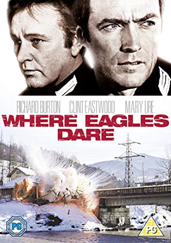 Where Eagles Dare [Edizione: Regno Unito] [Italia] [DVD]