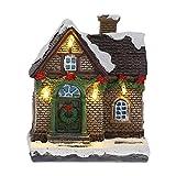 GDYJP Navidad Luminosa Casa Decoración Navidad Fiesta Adorno Fiesta de Navidad Suministros, 1pc (Color : Assorted Color A)