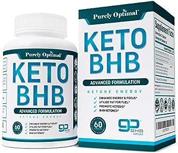 Purely Optimal Premium Keto Diet Pills with Ketosis