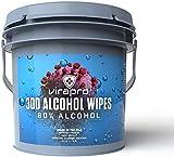 ViraPro Bucket Dispenser of 300 Count Hand Sanitizer Wipes