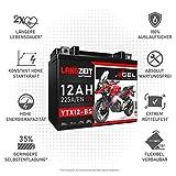 Motorrad-Batterien Test