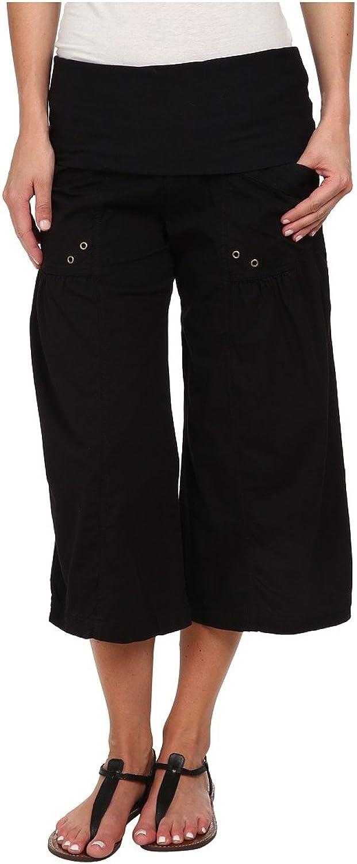 XCVI Women's Culver Crop Black Pants XS (Women's 02) X 22