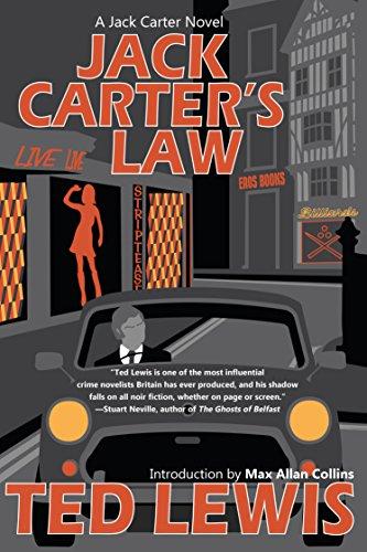 Jack Carter's Law (Jack Carter Trilogy Book 2) (English Edition)