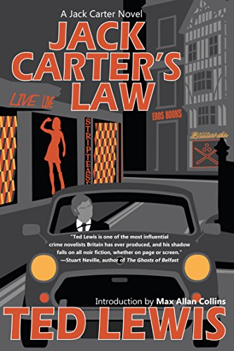Jack Carter's Law (Jack Carter Trilogy Book 2) (English Edition)