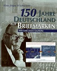150 Jahre Deutschland auf Briefmarken jetzt bei amazon® bestellen