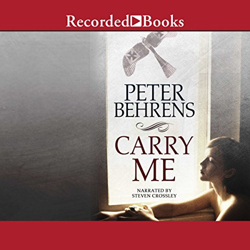 Carry Me audiobook cover art