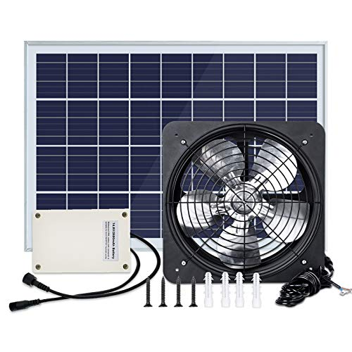 solar power attic vent - 8