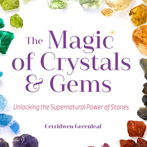 The Magic of Crystals and Gems audiobook cover art