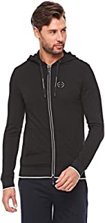 A|X Armani Exchange Sweatshirt Hoodie For Men, M, Black 8NZM74ZJN1Z-012