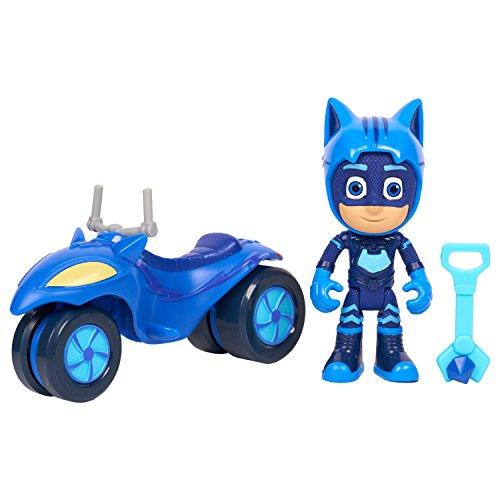 PJ Masks, Superpigiamini, assortimento Veicolo Spaziale e Personaggio
