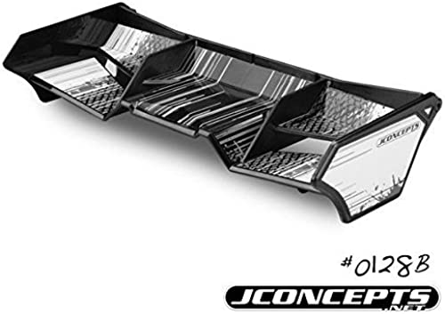 1 8 Finnisher Wing w Gurney Option, Blk BX,Truck by J Concepts