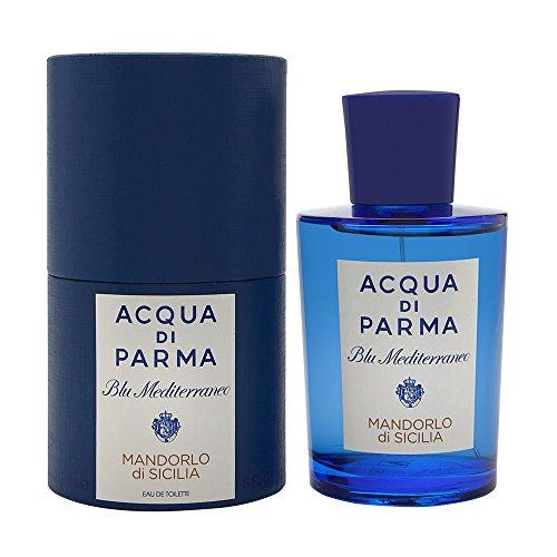 Acqua Di Parma Eau de Toilette Spray, Blue Mediterraneo Mandorlo Di Sicilia, 5 Ounce