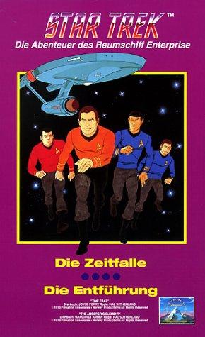 Star Trek Zeichentrick 06 - Die Zeitfalle/ Die Entführung [VHS]