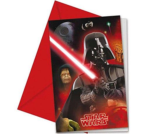 Pack 20 Serviettes Star Wars Colorbaby 71907 33x33 cm.