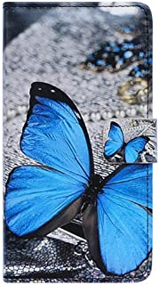 Bfun Packing Beautiful Butterfly Wallet Leather Cover Case for Samsung Galaxy Note 3 N9000