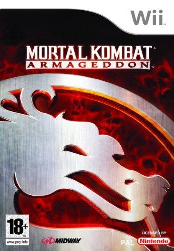 Midway Mortal Kombat - Juego (Wii)