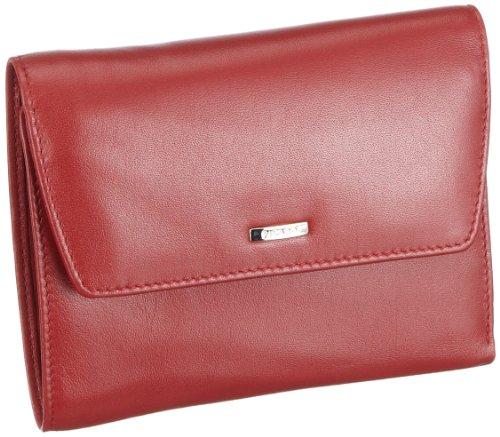 Picard Bingo 8882, Damen Portemonnaies, Rot (rot 087), 13x10x2 cm (B x H x T)