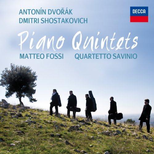 Matteo Fossi & Quartetto Savinio