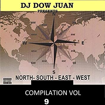 North-South-East-West Compilation, Vol. 9