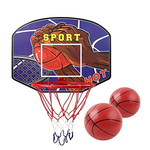 Wall Mounted Basketball Hoop Set Wall-mounted Wooden Basketball Board Indoor Basketball Hoop,Wall-mounted Basketball Rack For Home Use, Indoor Basketball Children's Wall-mounted Shooting Frame,For Tee