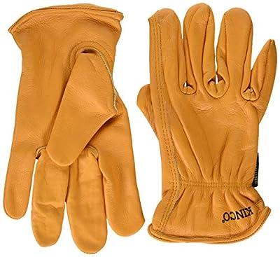 Kinco 0 Unlined Buffalo Glove