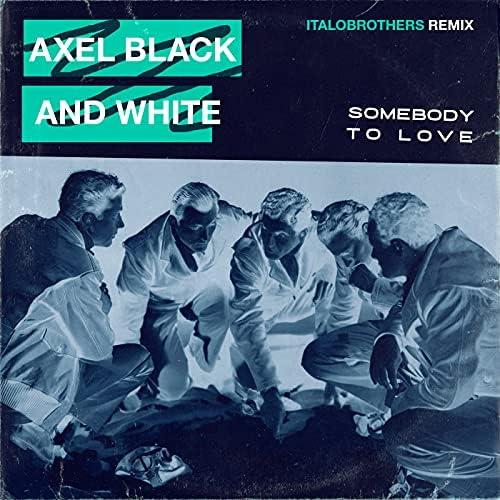 Axel Black & White