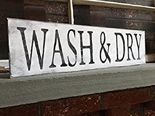 Best wash and dry signs Reviews
