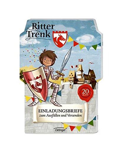 Ritter Trenk Einladungskarten (Der kleine Ritter Trenk)