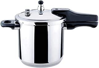 304 Stainless Steel Pressure Cooker, 24cm Soup Pot Home Double Bottom Cooker Induction Cooker Kitchen Utensils Can Be Used In Kitchen Hotel Supplies
