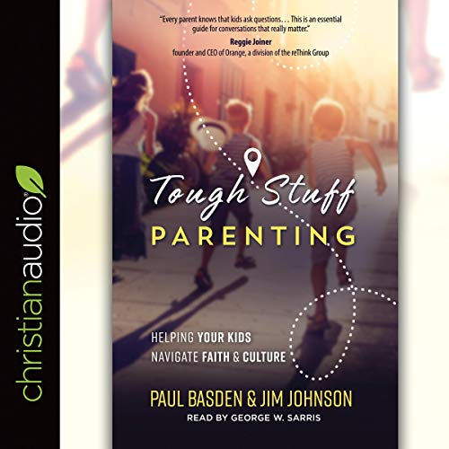 Tough Stuff Parenting cover art