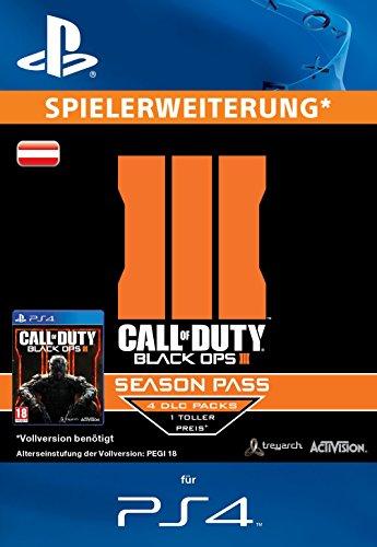 Call of Duty Black Ops 3 Season Pass [Spielerweiterung] [PS4 PSN Code - österreichisches Konto]