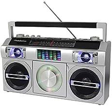Studebaker Master Blaster CD-RW/CD-R/CD-DA Boombox with AM/FM Radio