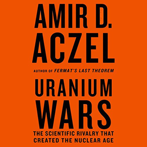 Uranium Wars audiobook cover art