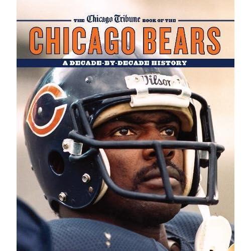 Team Sports America Chicago Bears Football Style Key Chain