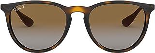 Women's Rb4171 Erika Round Sunglasses