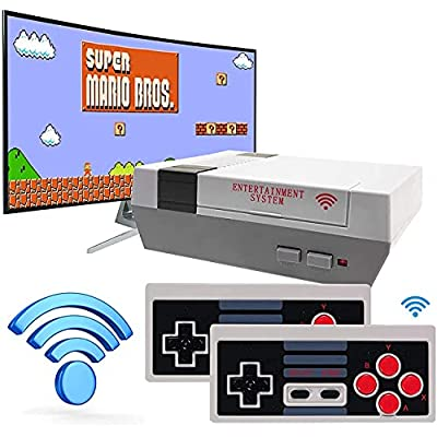 Amazon - 80% Off on  Classic Handheld Game Console, Wireless Classic Game Console Built-in 620