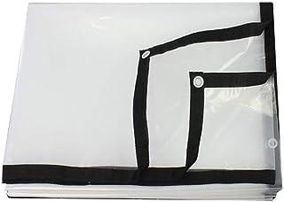 Tamaño : 2x10m Bordes De Lona Gruesa Perforada Impermeable Impermeable Filtro Solar Carnosos Toldo De Flores Juegos de imitación