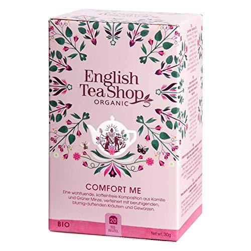 English Tea Shop - Comfort Me, BIO Wellness-Tee, 20 Teebeutel