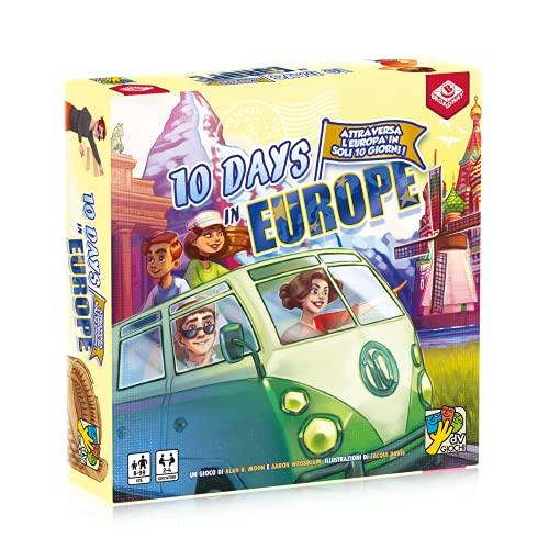 dV Giochi 10 Days in Europe