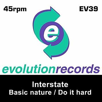 Basic Nature / Do It Hard
