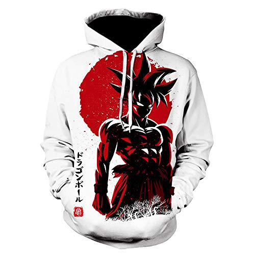2020New Design3D Men S Guard Clothes and Hoodies Prince Vegeta Under The Sun Dragon Ball Awesome Artwork Drawing-We-710_Size_5XL