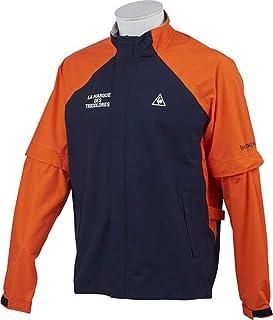 lecoq sportif(ルコック)メンズ RAIN FORCER LIGHT レインスーツ ゴルフウエア レインウエア QGMNJH00W