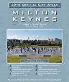 Milton Keynes 2015 Official City Atlas