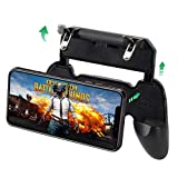 PUBG Mobile Game Controller, Ismael Erickson Phone Trigger Sensitive Shoot and Aim L1R1 Cellphone Gamepad Joystick