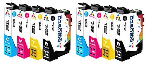 8x Drucker Patronen IBC für Epson PK 29 XL Expression Home XP 235 XP 245 XP247 XP332 XP342 XP345 XP 432 XP435 XP442 NEU