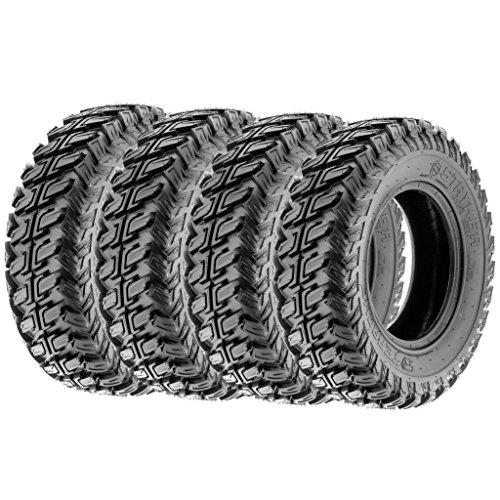 """Terache 32x10R15 Tubeless 8 PR 32"""" ATV UTV Tires STRYKER [Set of 4]"""