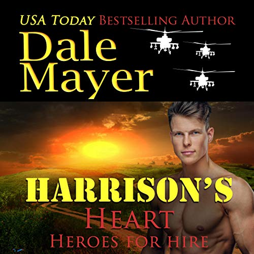 Harrison's Heart: A SEALs of Honor World Novel Titelbild