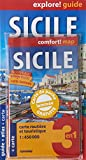 Sicile - Guide + Atlas + Carte routière
